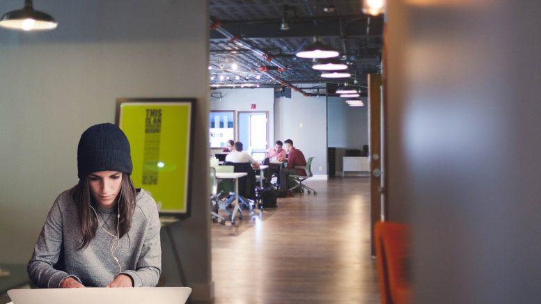 Coworking flexible Arbeitsplätze